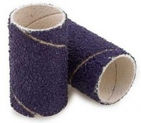Ceramic Purple Sanding Bands
