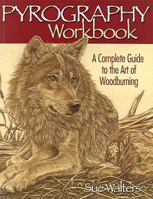 Pyrography Workbook Kit