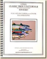 6-Pack Classic Trout Patterns II