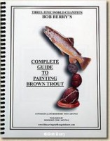 Complete Guide to Painting Brown Trout