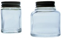 Airbrush Paint Jars 2oz