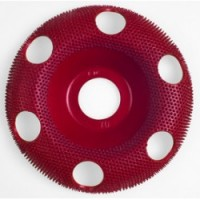 Holey Galahad Medium Red