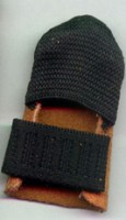 Leather Thumb Guard Medium