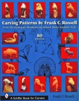 Carving Patterns by Frank C Russell
