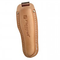 Flexcut Leather Knife Sheath with Belt Clip KN02
