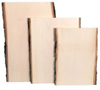 Basswood Small Planks