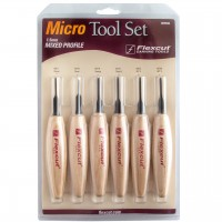 Flexcut Micro Tool Mixed  Set