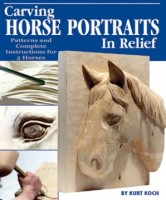 Carving Horse Portraits in Relief