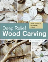 Deep Relief Wood Carving