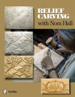 Relief Carving With Nora Hall