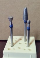 Sintered Diamond Set of 3