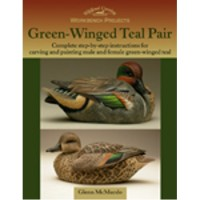 Work Bench Projects Green-Winged Teal Pair