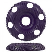Holey Galahad Extreme Course Purple