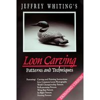 Jeffrey Whittlings Loon Carving