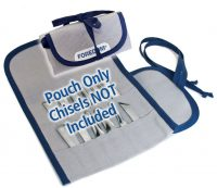 Empty Canvas Reciprocating Chisel Pouch