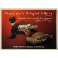 Championship Waterfowl Patterns Volume Three