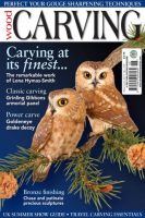 Wood Carving Magazine from UK