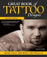 Great book of Tattoo Designs + Wood