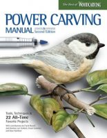 Power Carving Manual updated & expanded Second Edition