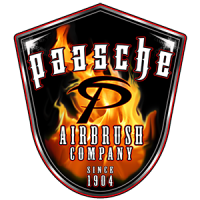 Paasche A+B Airbrush Parts