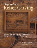 Step by Step Relief Carving