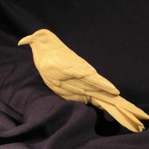 Jerry Simchuck Raven 1/3 Size