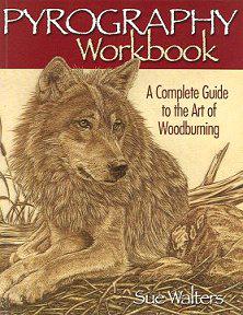 Pyrography Workbook Kit