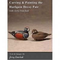 Carving & Painting Harlquin Decoy Pair