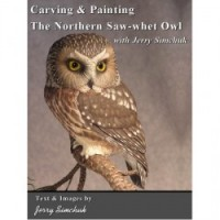 Carving & Painting the Saw-Whet Owl