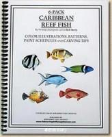 6-pack Caribbean Reef Fish