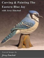 Carving & Painting the Blue Jay