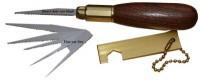 Warren Carving Set with 5 blades
