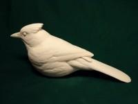Bob Guge  Miniature Blue Jay #20