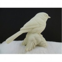 Bob Guge Chickadee on Pine & Snow #40