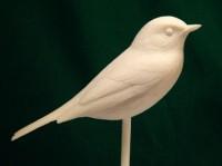 Bob Guge Yellow Rump Warbler #21