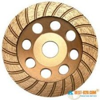Dry/Wet Diamond Cup Wheel