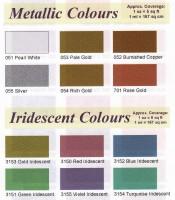 Jo Sonja Iridescent & Metallic Colors