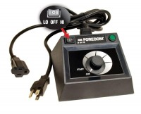 Foredom Table Top Control, Dual Speed