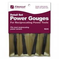 Flexcut Detailing Gouge Set RG310
