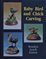 Rosalyn Daisey  Bird Carving Books