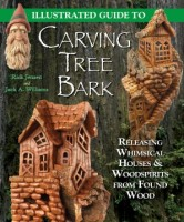 Illustrated Guide to Carving Tree Bark