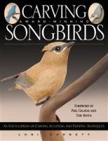 Carving Award Winning Songbirds