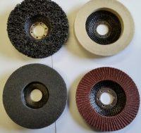 4 1/2″ Assorted Discs