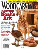 Woodcarving Illustrated Back Issues