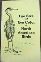 Eye Size and Eye Color of North American Birds