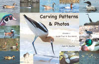 Carving Patterns & Photos Volume 1