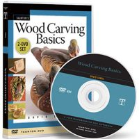 DVD Set  or The Book Wood Carving Basics