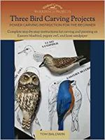 Three Bird Carving Projects