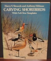 Carving Shorebirds with Full Size Templates
