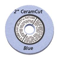 Ceramcut Blue Wheel